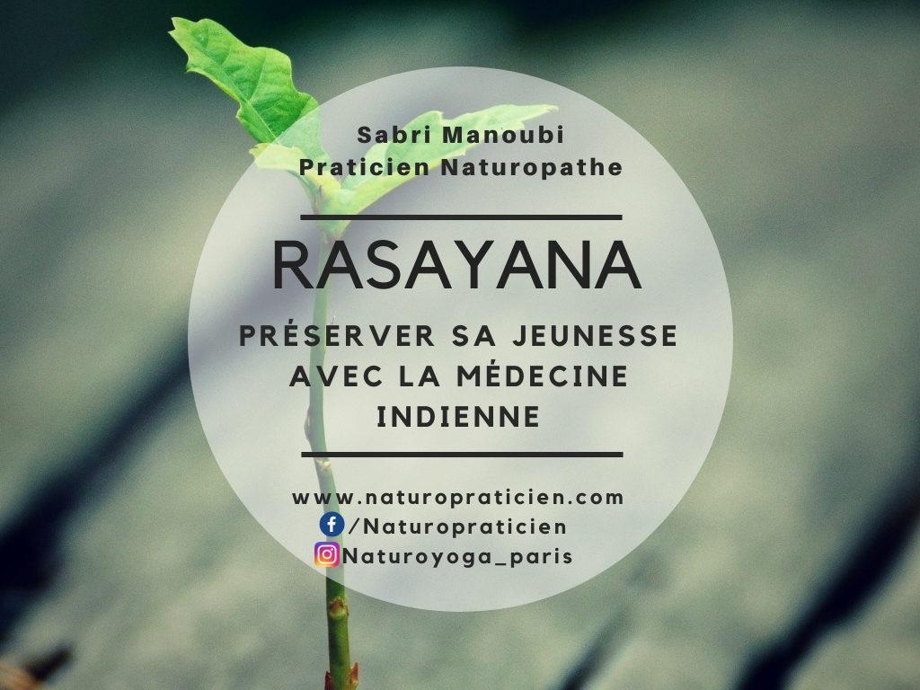 Rasayana ayurvéda naturopathie